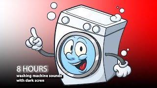 Washing Machine 8 hours version with Dark Screen