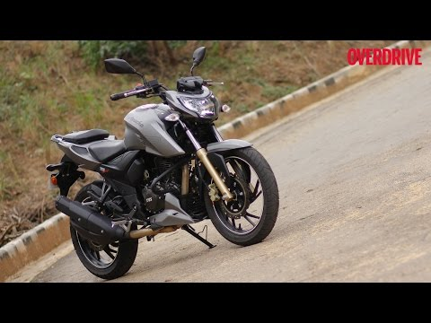First Look: TVS Apache RTR 200 4V