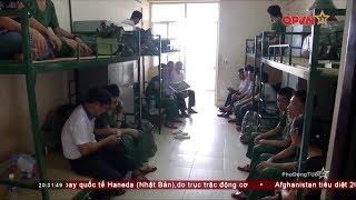 Ngày nhập học của Học viên Học viện kỹ thuật Quân sự, Quân đội Việt Nam