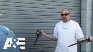 Storage Wars: Back to the Locker: Jarrod & Brandi's Interesting Finds - Part 2 | A&E