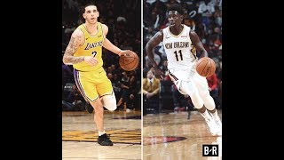 How Good Will Lonzo Ball and Jrue Holiday Work Together? | 2019 Highlights Mix