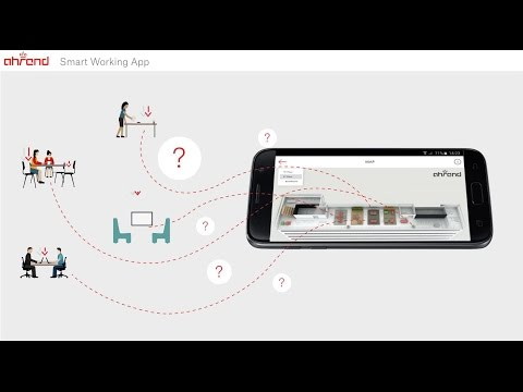 Ahrend Smart Working App