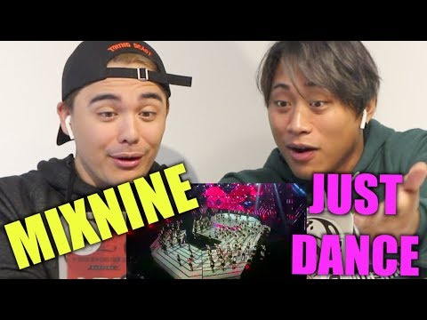 MIXNINE - [선공개] JUST DANCE REACTION with JREKML