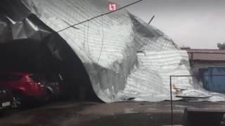 Московский апокалипсис.Ураган в Москве