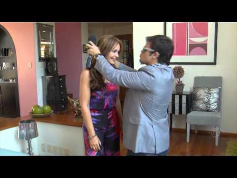 Baixar Gabriela Spanic no Pânico (HD) - 16/12/2012