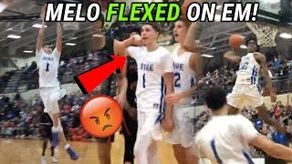 LaMelo Ball Literally FLEXED On An Opponent! Crazy Dimes & HUGE POSTER 😱