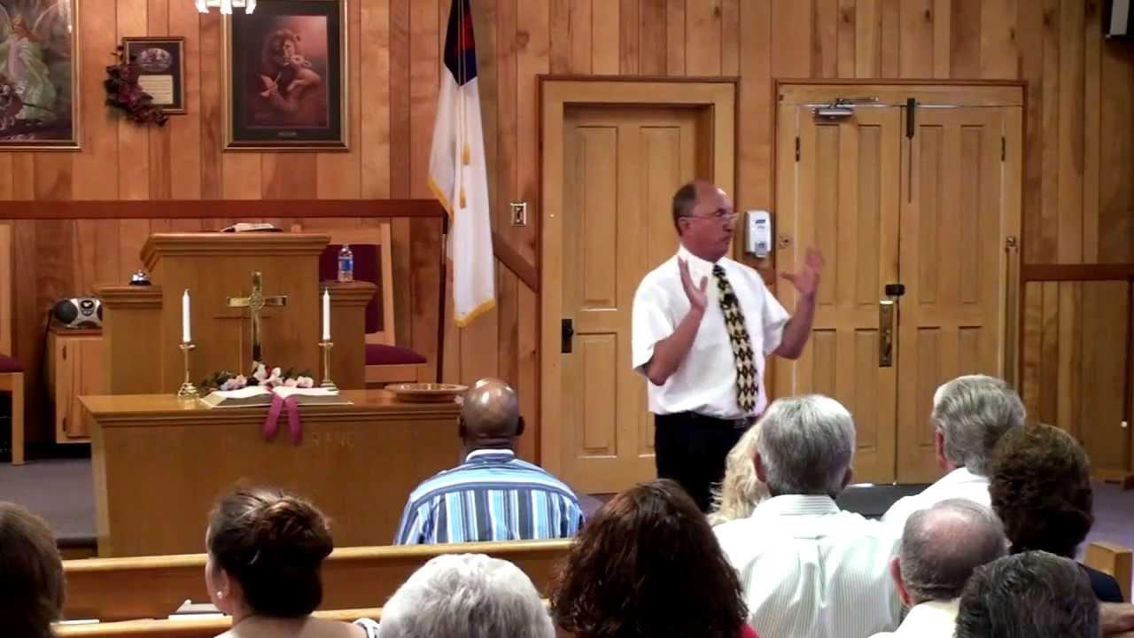 Gospel Preaching -- An Open Door-- by Pastor Roger Ealey ...
