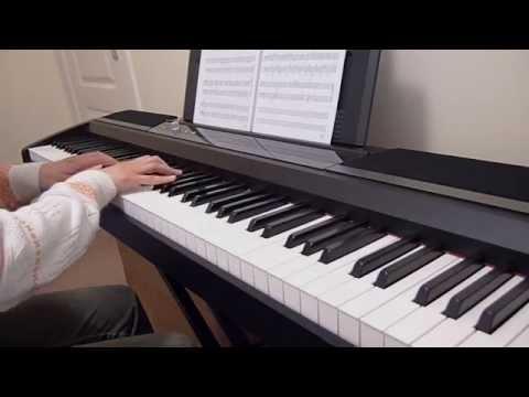 Mayday五月天【錯錯錯】鋼琴版 piano by CHM
