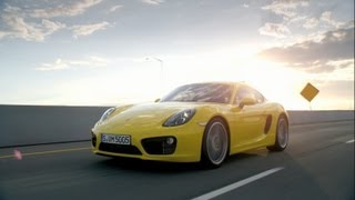 Cayman: Combined fuel consumption: 8.4 – 7.9 l/100 km; CO2 emission: 195 – 183 g/km