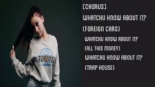 Bhad Bhabie-Watchu Know (Lyrics)