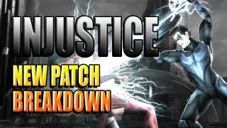 INJUSTICE: A Whole New Game?! October Patch