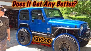Rebuilt Rubicon Gets Best Upgrade Yet!