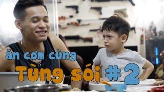 Sói Vlog #2: Vẫn là bữa cơm gia đình.