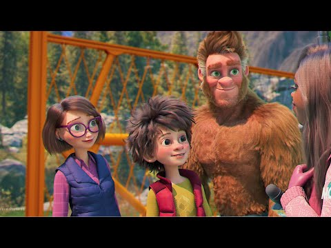 Malý Yeti 2 - trailer na kino rozprávku