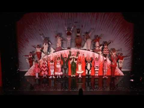 This is our commercial as seen for Madison Square Gardens!  I've been with the National Touring Company for 5 years now...