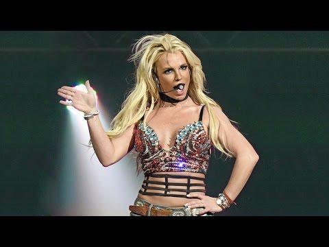 Britney Spears - Work Bitch, Womanizer & Slave (Live From San Jose, CA)