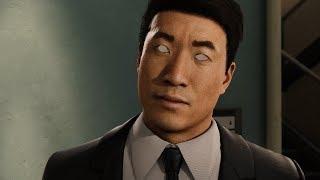 Spiderman PS4 - Peter Parker Discovers Martin Li's Secret