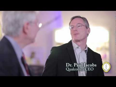 Dr. Paul Jacobs | Edison Awards Achievement Award Winner ...