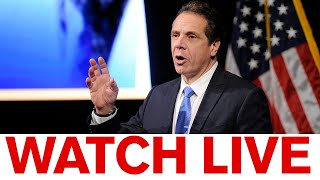 Gov. Cuomo speaks at NYC church about COVID-19 pandemic