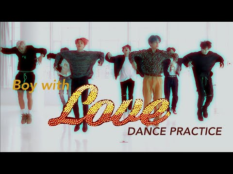 Things you Didn't Notice - BTS - Boy with Luv dance practice