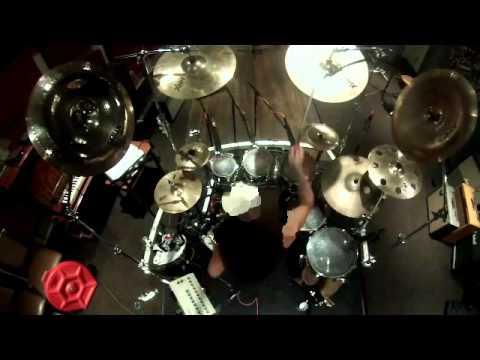JJ Tartaglia - in studio drum cover