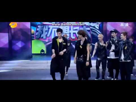[ EXO ] Kai and Kris Dancing Battle
