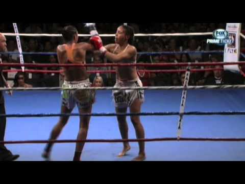 Baixar Miriam Nakamoto vs Julie Kitchen Pala Casino WCK Muay Thai | Thai Boxing Institute (310) 897-3132
