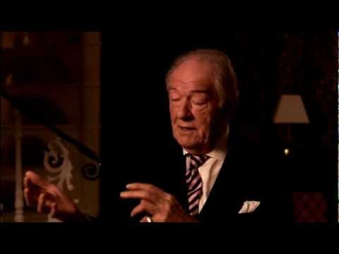 British Legends Sir Michael Gambon Clip - YouTube