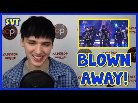 SEVENTEEN - KBS SONG FESTIVAL PERFORMANCE REACTION [TALENTED BOYS]