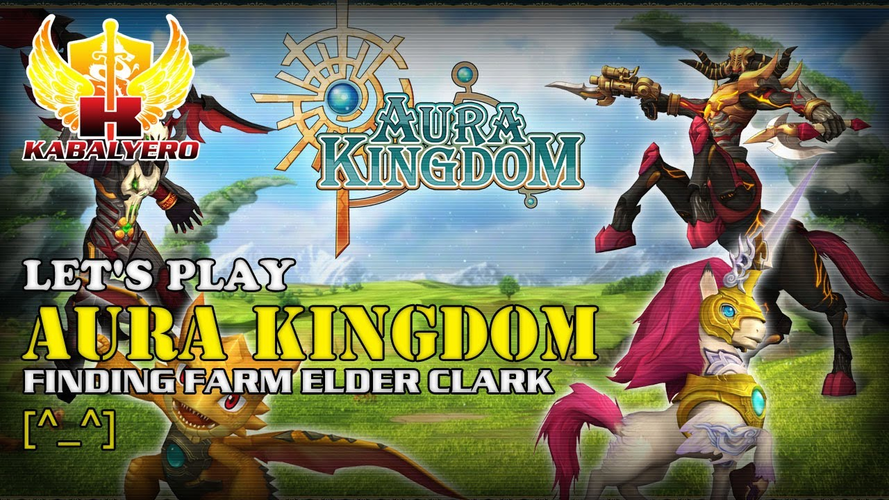 Aura Kingdom, Finding Farm Elder Clerk