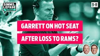 Should Jason Garrett Be on the HOT SEAT After Cowboys Loss to Rams? 🤔   NFL Divisional Round Recap