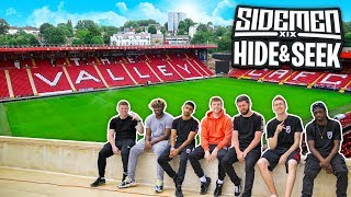 SIDEMEN HIDE & SEEK IN A FOOTBALL STADIUM