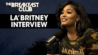 La'Britney On Love & Hip-Hop Drama, Issues With Kash Doll, Motherhood + More
