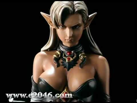 PF6216 Elf Assassin Sample Preview