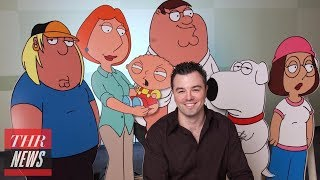 Seth MacFarlane, 'Family Guy' Called Out Weinstein & More Before Sexual Misconduct Claims | THR News