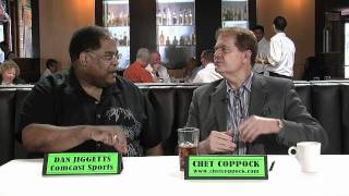The Daily Coppock Show ft Dan Jiggetts of Comcast Sports