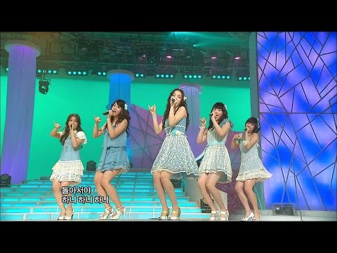 【TVPP】KARA - Honey, 카라 - 허니 @ Show Music Core Live