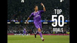 Top 50 Goals ● Champions League 2017