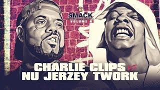 CHARLIE CLIPS VS NU JERZEY TWORK RAP BATTLE | URLTV