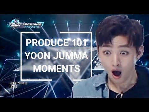Produce 101 Yoon Jumma Moments / Yoon Jisung Meme
