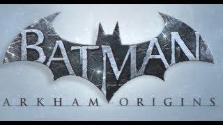 Batman arkham origins :  bande-annonce 1