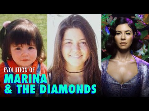 Marina & The Diamonds: Her Life Story