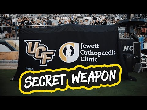 UCF Football's Secret Weapon