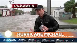 #GME | Hurricane Michael tears through Florida
