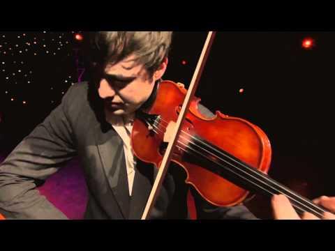 Patrick Roberts The Violinist