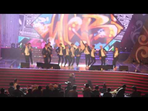131118 EXO - Growl @Korean Pop Culture & Arts Award