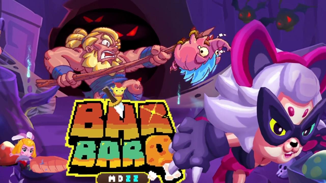 Играй BarbarQ На ПК 2