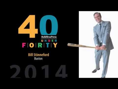 2014 Fort Worth Business Press 40 Under 40 - Bill Stinneford