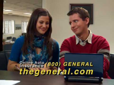 The General Auto Insurance national commercial