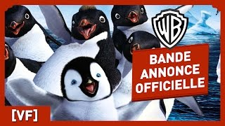 Happy feet 2 :  bande-annonce 2 VO